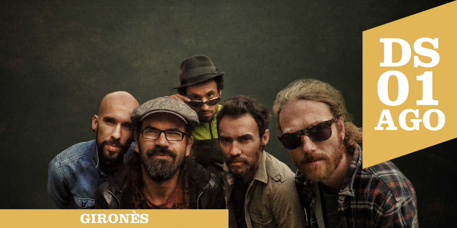 NATXO TARRÉS & THE WIRELESS TRIBUT A BOB MARLEY